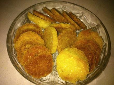 Brotchips mit feiner Knoblauchnote - Rezept
