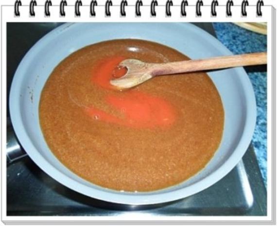 Currywurst natürlich mit selbstgemachter Pommes  und Currysauce. - Rezept - Bild Nr. 7