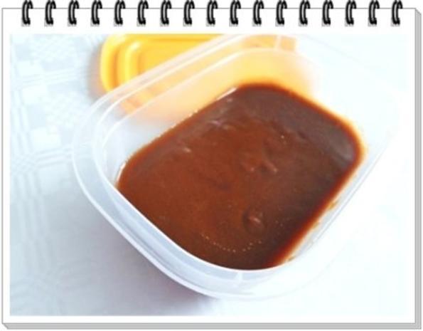 Currywurst natürlich mit selbstgemachter Pommes  und Currysauce. - Rezept - Bild Nr. 11