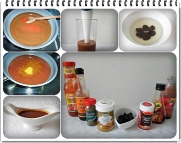 Currywurst natürlich mit selbstgemachter Pommes  und Currysauce. - Rezept - Bild Nr. 12