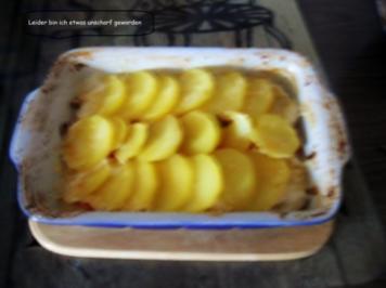 Kartoffel-Möhren-Hackfleisch-Auflauf - Rezept