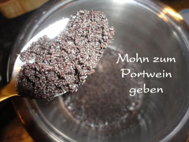 Blitz - Mohn Mousse ( Arbeitszeit 10 min) - Rezept - Bild Nr. 4