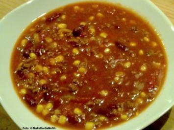 Chili con carne No. 2 - Rezept