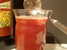 Cranberry Punsch - Rezept