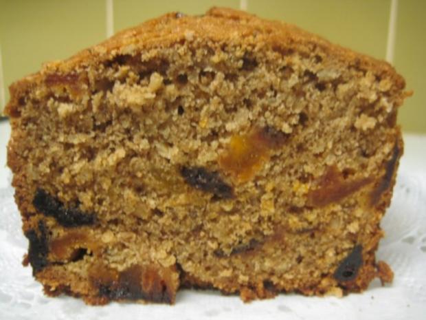 Schmutzli-Cake - Rezept