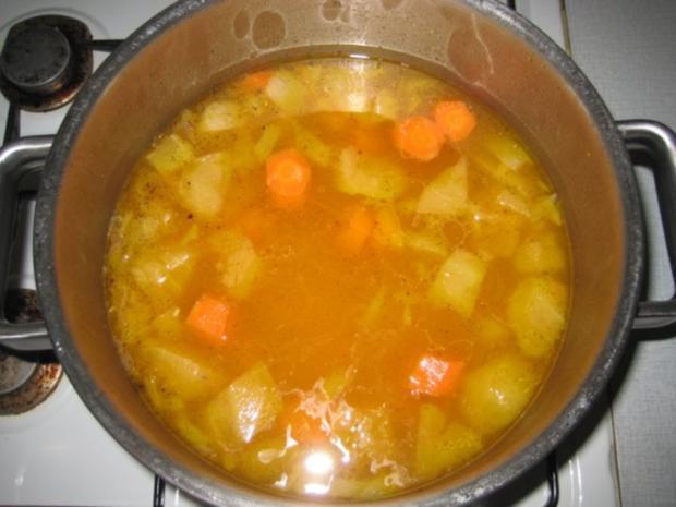 Kürbissuppe - Rezept - Bild Nr. 7