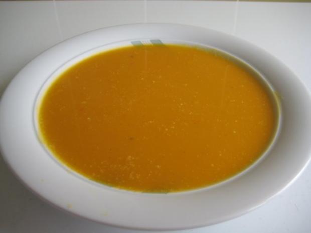 Kürbissuppe - Rezept - Bild Nr. 9