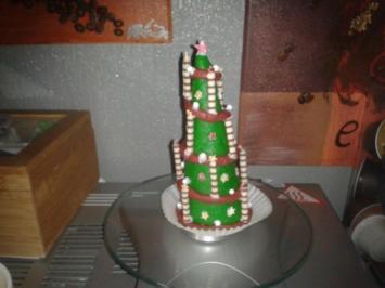 Weihnachsbäumchen zum Aufessen - Rezept