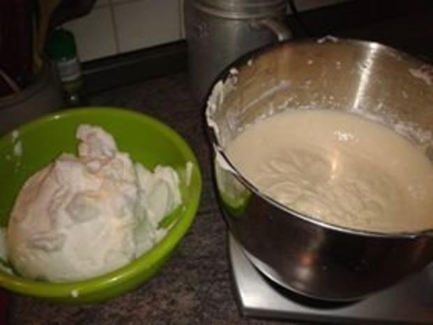 Omas Käsekuchen - mit oder ohne Boden - Rezept - Bild Nr. 3
