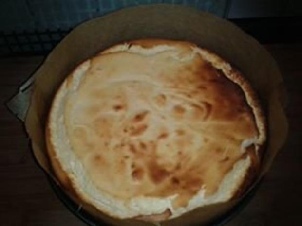 Omas Käsekuchen - mit oder ohne Boden - Rezept - Bild Nr. 5