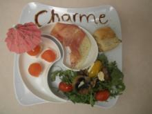Mit Schirm, Charme und Melone - Rezept