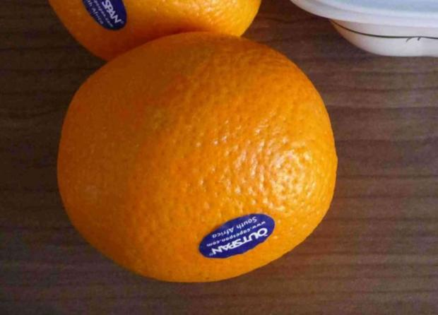 Salat : Karotten - Apfel - Orangensalat - Rezept - Bild Nr. 4