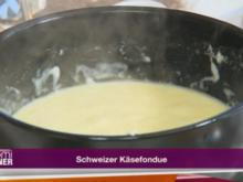 Käsebrot - Schweizer Käsefondue (Birgit Stein) - Rezept