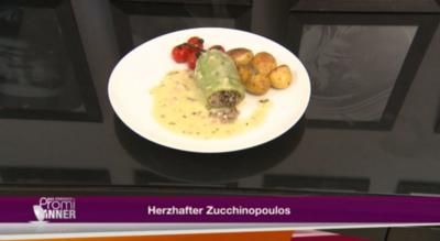 Herzhafter Zucchinopoulos (Panagiota Petridou) - Rezept