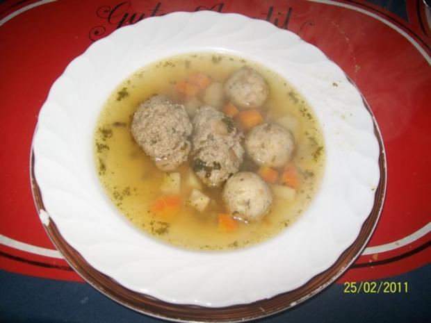 Suppeneinlagen; Opa Alfred`s Feine Marklösschen - Rezept - Bild Nr. 4
