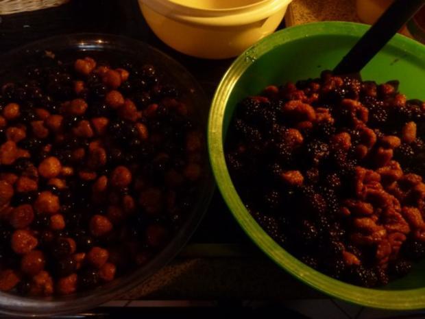 Marmelade: Punschmarmelade - Rezept - Bild Nr. 2