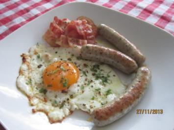 Englisches Frühstück - Rezept