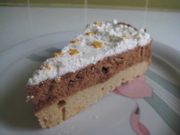 Zimt - Schoko - Mousse - Torte - Rezept - Bild Nr. 4