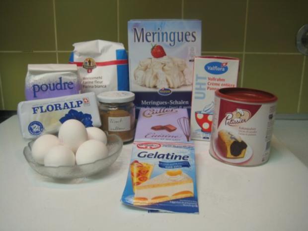 Zimt - Schoko - Mousse - Torte - Rezept - Bild Nr. 6