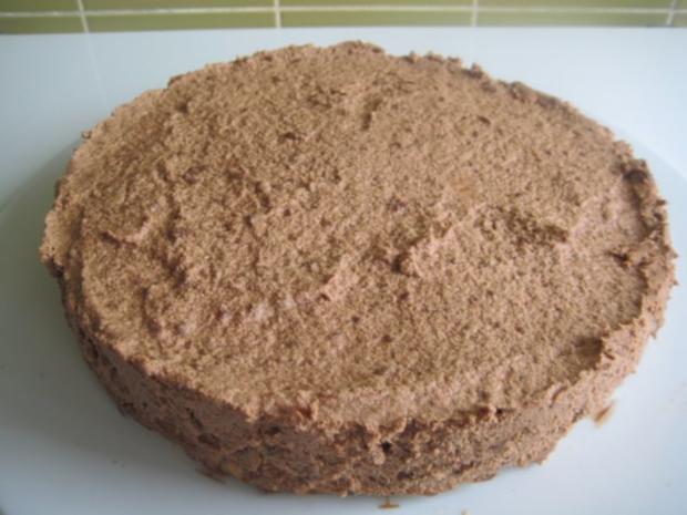 Zimt - Schoko - Mousse - Torte - Rezept - Bild Nr. 21