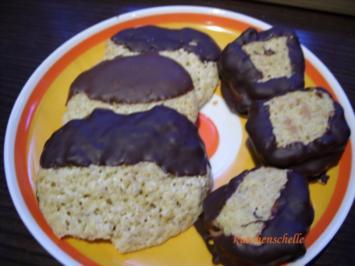 Rezept: Keks & Co: Haferkekse