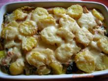 Kartoffel-Mangold-Auflauf - Rezept