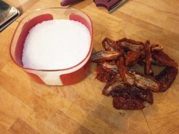 Tomaten Salz - Rezept