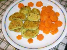Kartoffelplätzchen mit frischen Kräutern - Rezept