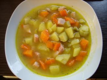Saure Kartoffelstückchen - Rezept