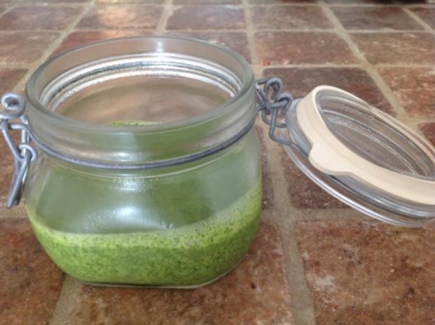 Mojo verde - Rezept