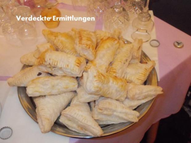 Menü - Mein Krimi-Dinner 3 - Rezept - Bild Nr. 5