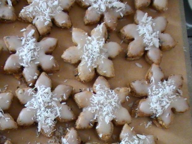 Schneeflockenplätzchen - Rezept - Bild Nr. 2