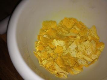 Rezept: Zitronen- oder Orangenabrieb im Vorrat als Backaroma