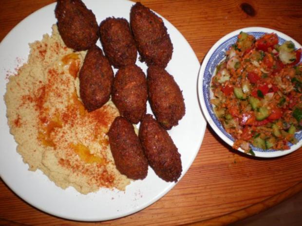 Falafel israeli - Rezept - Bild Nr. 2