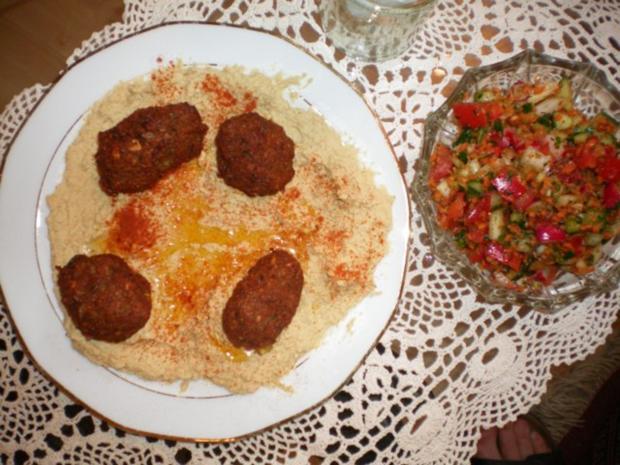 Falafel israeli - Rezept - Bild Nr. 3