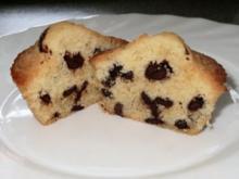 Backen: Schokotröpfchen-Muffins - Rezept