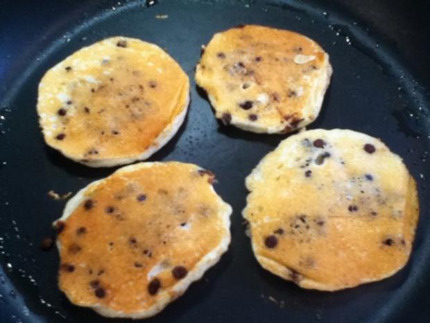 American Pancakes - Rezept - Bild Nr. 7