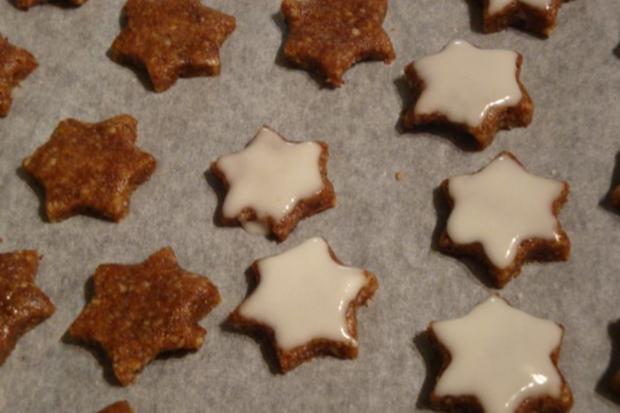 Lafer Weihnachtsplätzchen.Zimtsterne Eine Variante Von Johann Lafer