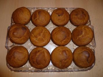 Kleingebäck - Amaretto-Muffins mit Cranberries - Rezept