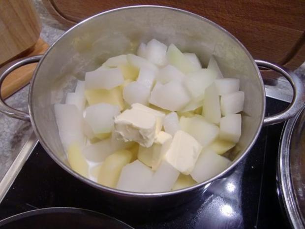 Kohlrabi-Kartoffelstampf à la Heiko - Rezept - Bild Nr. 5