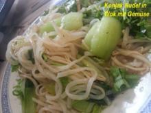 Konjak Noodles (Shirataki Noodles) - Rezept
