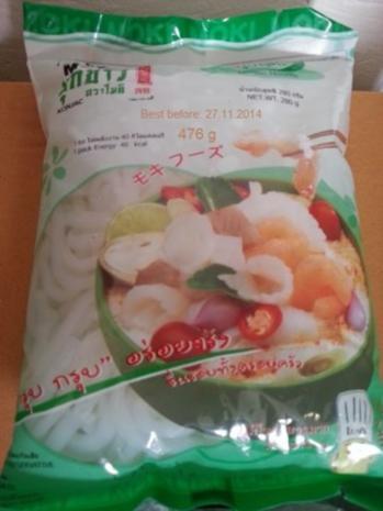 Konjak Noodles (Shirataki Noodles) - Rezept - Bild Nr. 3