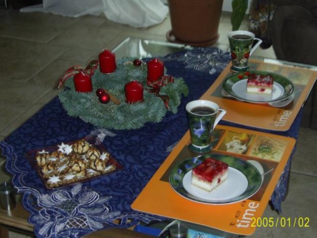 Weihnachtsplätzchen: Duftende Zimtsterne..... - Rezept - Bild Nr. 2
