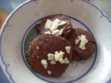 Schoko-Brot .... ich habs geschafft.... meine Ersten dieses Jahr - Rezept
