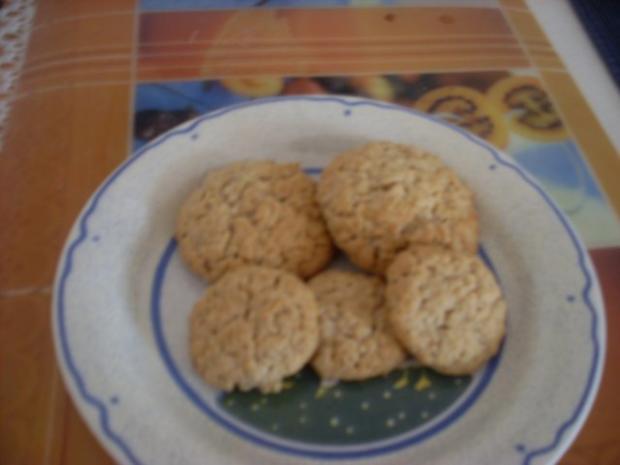 Haferflocken-Kekse.... ohne Schnick-Schnack - Rezept - Bild Nr. 2