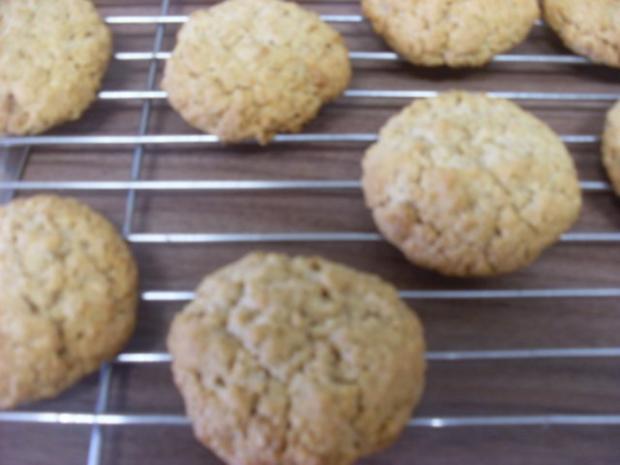Haferflocken-Kekse.... ohne Schnick-Schnack - Rezept - Bild Nr. 16