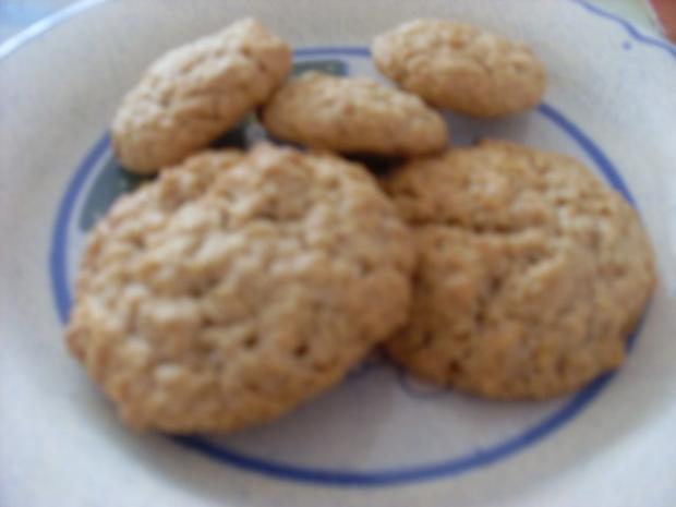 Haferflocken-Kekse.... ohne Schnick-Schnack - Rezept - Bild Nr. 18