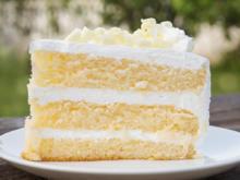 Kuchen: Zitronen-Buttercreme-Torte... - Rezept - Bild Nr. 2
