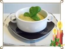 Rosenkohl Cremesuppe - Rezept