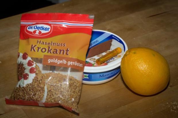 Orangen-Mascarpone-Törtchen - Rezept - Bild Nr. 4